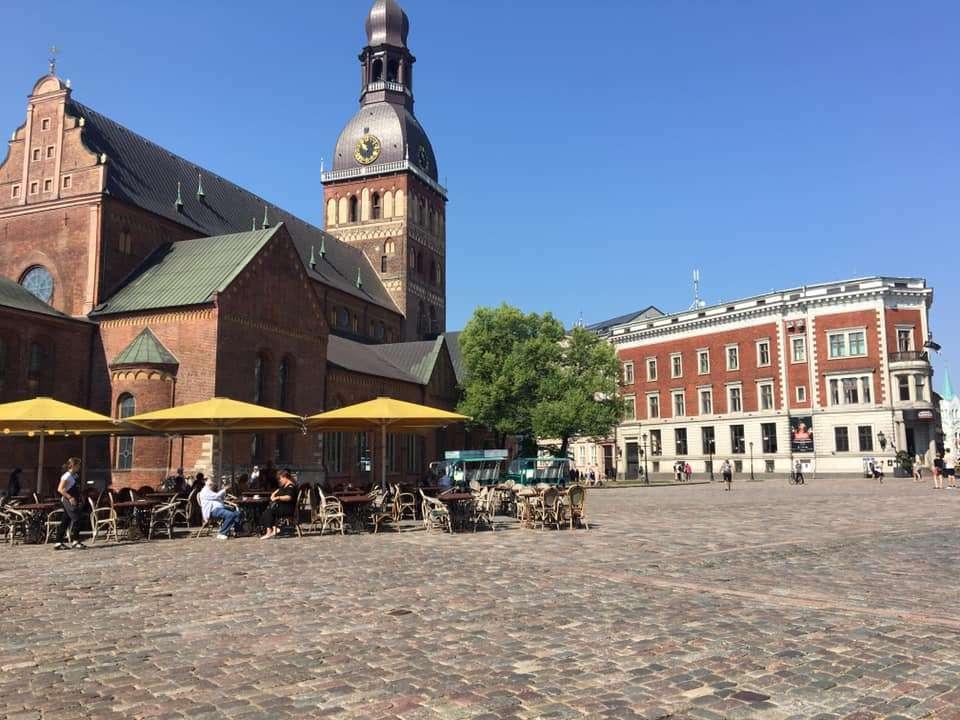 Riga, centro storico