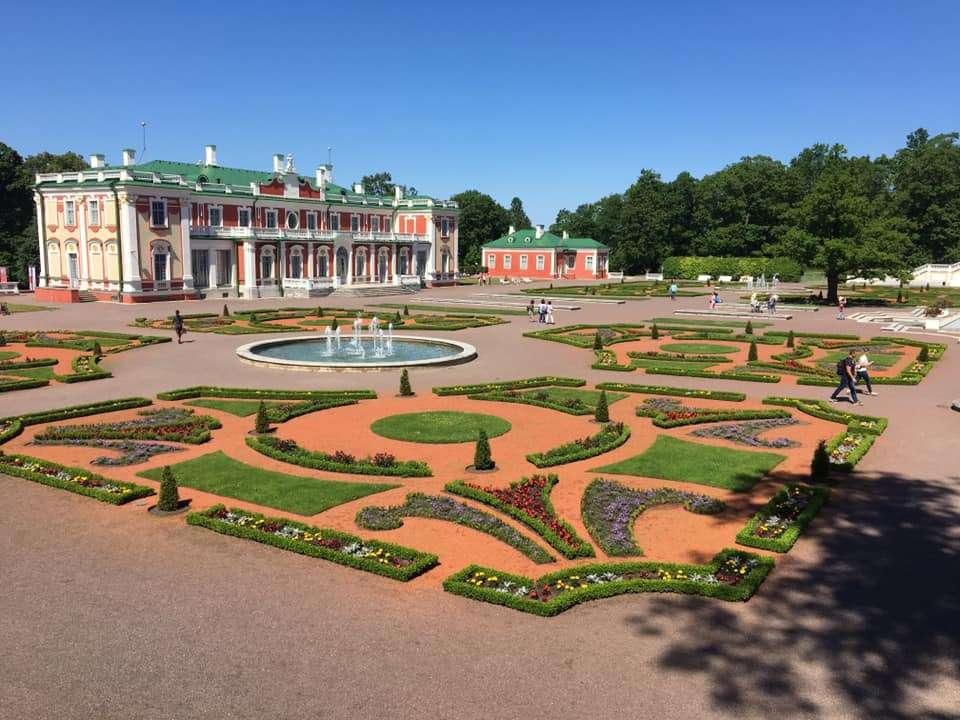 parco Kadriorg, Tallin