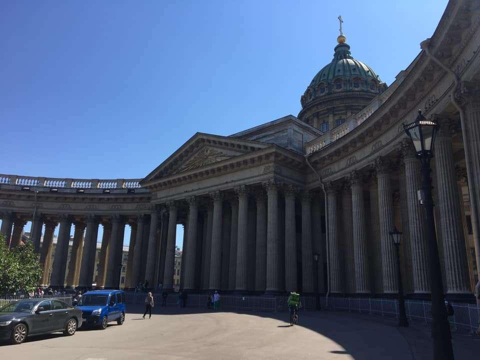 cattedrale di Kazan, San Pietroburgo