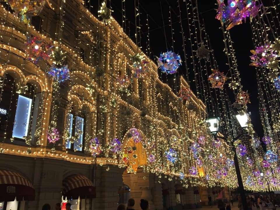 Nikolskaya Street, Mosca